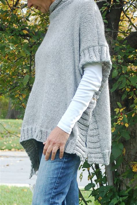 ultimate trouser pattern review it s sew simple easy to knit poncho pattern knit poncho simple to knit