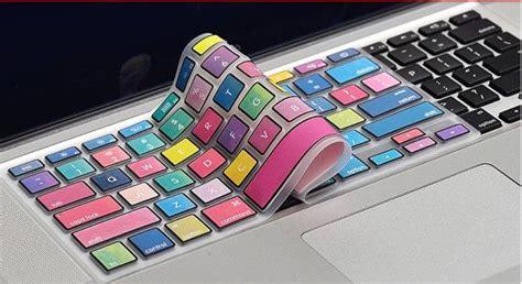 Macbook Aufkleber Bunter Apfel by Die Besten 25 Tastaturaufkleber Ideen Auf