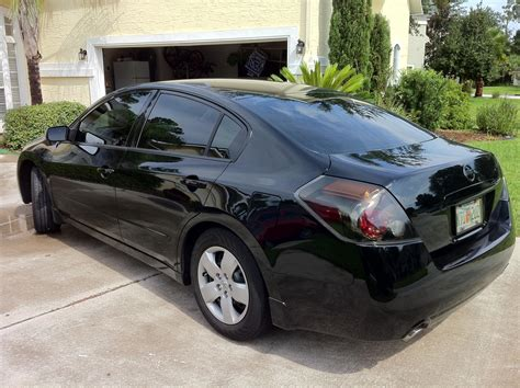 nissan altima black 2007 all black everything page 3 nissan forums nissan forum