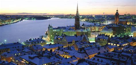 sweden population area capital cities