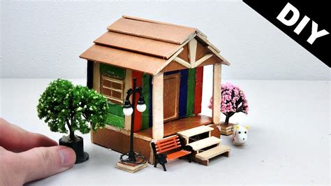 house projects free how to make popsicle stick fairy house 17 easy diy