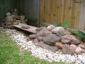 Backyard Rc Track Rock Garden And Wall Rock Gardens Pinterest