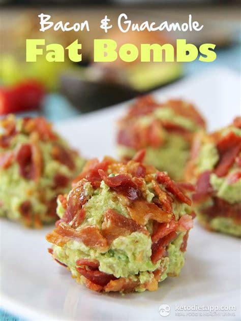 healthy fats keto reddit bacon guacamole bombs the ketodiet