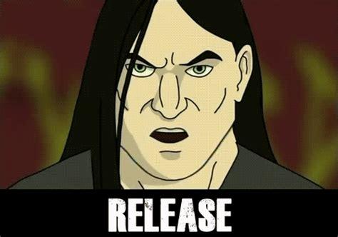 Metalocalypse Meme - metalocalypse gif find share on giphy