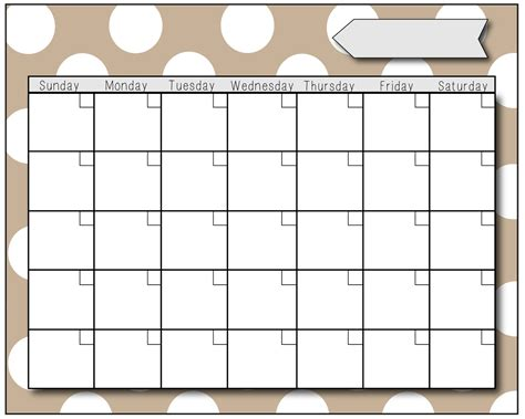 Calendar Blank Blank Calendar 2013 2016 Blank Calendar Calendar En