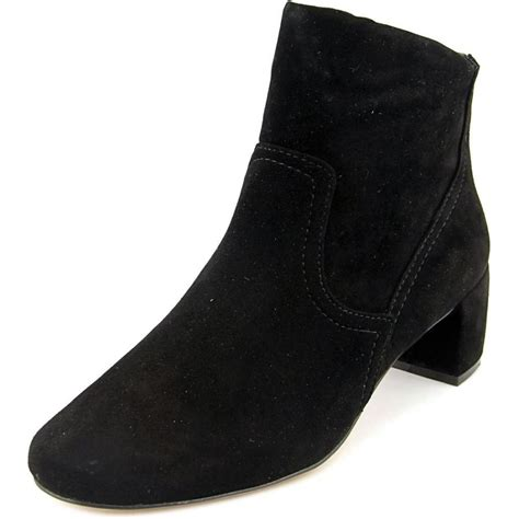 womans suede boots jean michel cazabat hiroko suede black ankle boot boots