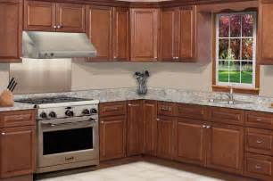 charleston traditional cognac kitchen cabinets bargain outlet