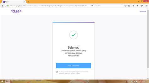 membuat akun e mail yahoo cara membuat akun email yahoo baru lengkap daftar email