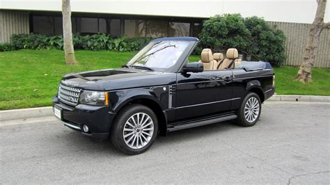 land rover convertible interior range rover 2 door convertible s