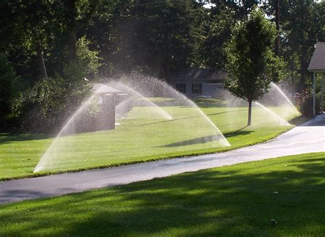 start up lawn sprinkler activation system tune up
