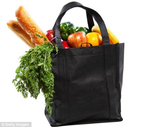 supermarket 'bag for life' can give you food poisoning