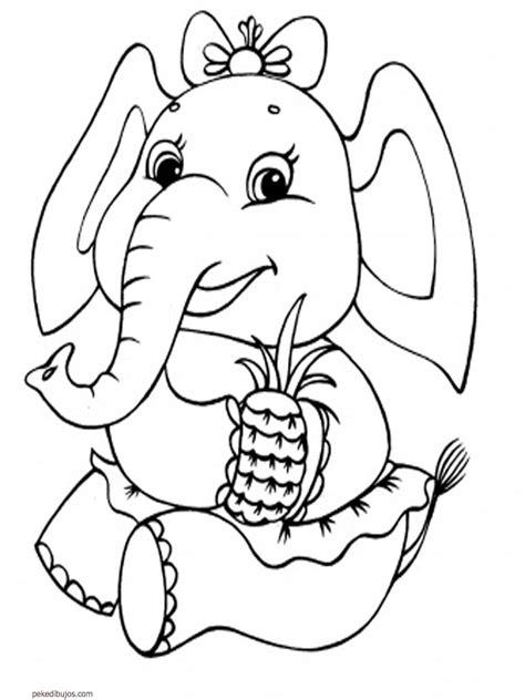 orejas de elefante para colorear orejas de elefante para colorear dibujos de elefantes para