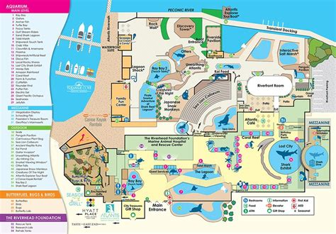 aquaria resort map aquaria resort map 28 images facility map island