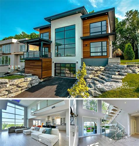 perfect concept homes on our work custom home designs 158 best modern house plans contemporary home designs