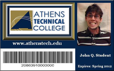 service in id athens technical college