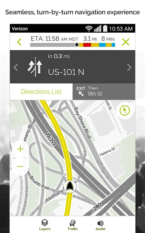mapquest using transportation mapquest gps navigation maps android apps on play