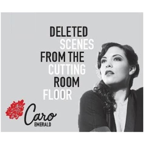 black lyrics caro emerald caro emerald deleted from the cutting room floor