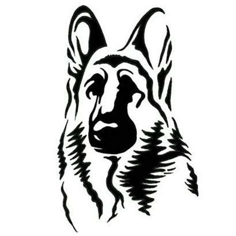 tattoo pen for dogs 18 best german shepherd tattoos images on pinterest