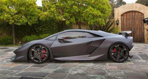 Lamborghini Elemento Top Gear Lamborghini Sesto Elemento At Monterey