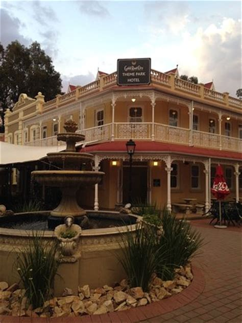 theme park hotel johannesburg beautiful place friendly staff review of gold reef city