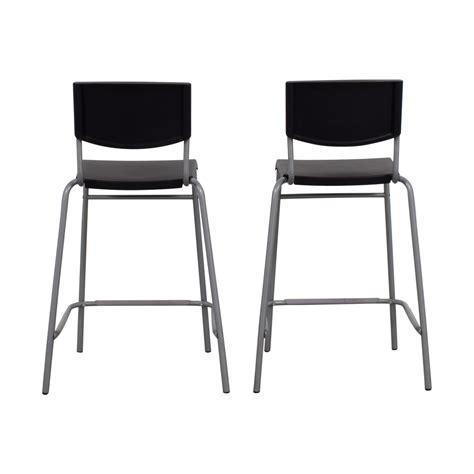 industrial bar stools ikea stools used stools for sale