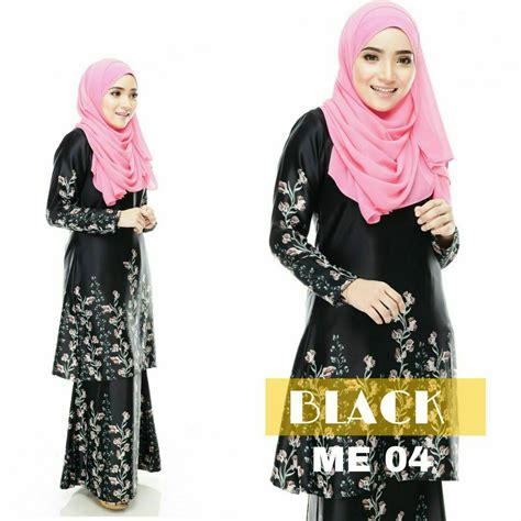 Baju Blouse 02 Greenlight baju kurung moden melia all sold out saeeda