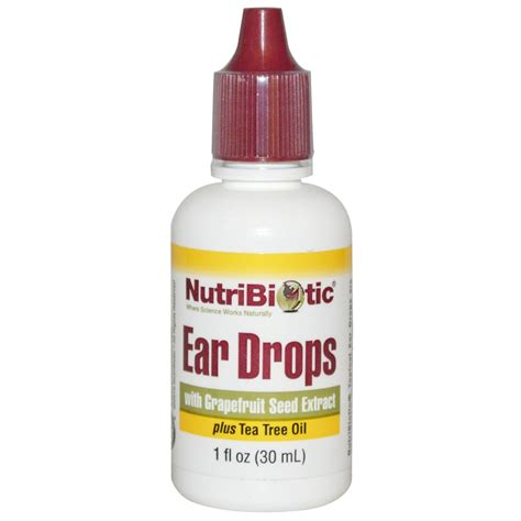 ear drops iherb customer reviews nutribiotic ear drops with grapefruit seed extract 1