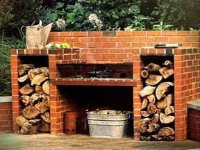 Your Backyard Grill Cool Diy Backyard Brick Barbecue Ideas Amazing Diy