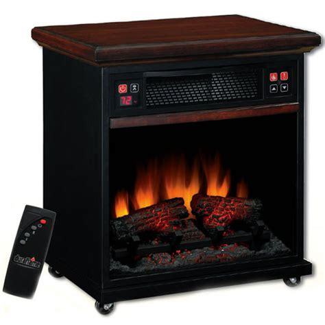 duraflame electric fireplace heater duraflame infared quartz 20 quot electric heater air purifier