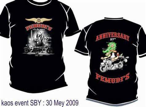 Kaos T Shirt Baju Honda Racing motor tua