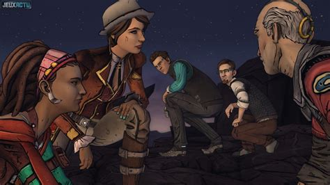 Tales From Borderland Ps4 Second test tales from the borderlands sur ps4 et xbox one sur ps4