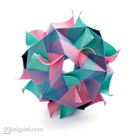 Origami Intermediate - cool origami intermediate comot