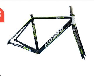 New Frame Mosso 735tca Routing Size 49 serb sepeda frame road new mosso 735tca routing
