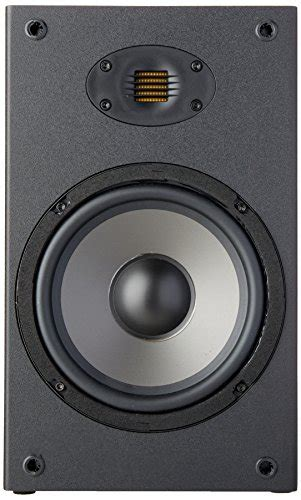 dayton audio b652 air 6 1 2 quot bookshelf speaker pair with