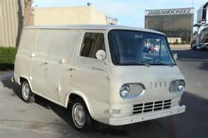 Why Is Ford Stock So Low Purchase Used Original Stock 1962 Ford Econoline Cargo