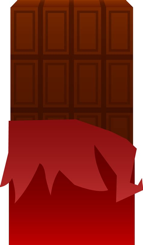 chocolate clipart unwrapped chocolate bar free clip art