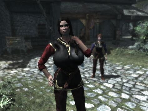Bodyslide Skyrim Outfits | bodyslide support for noble female clothes non replacer at