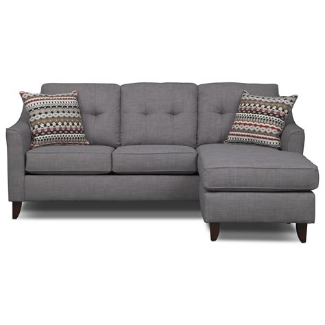 living spaces chaise sofa marco chaise sofa value city furniture houseware