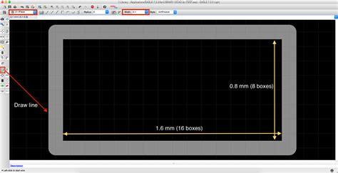 smd resistor eagle library 0603 resistor eagle 28 images buy wholesale 0402 resistor size 28 images 0402 footprint
