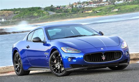 2015 Maserati Granturismo Information And Photos