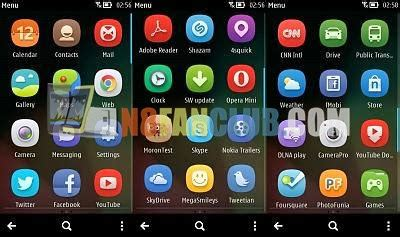 nokia 5233 belle themes bnb belle ui theme 2 2 for nokia n8 belle smartphones