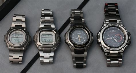 G Shock Vs Baby G Coupel casio g shock mr g comes to america with titanium