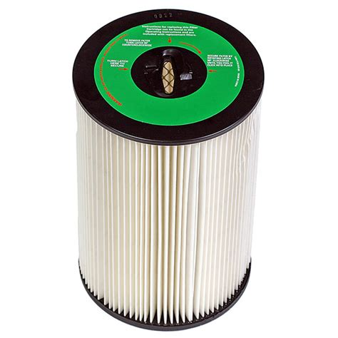 titan   replacement central vacuum filter