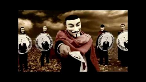 anonymous the anonymous occupation alliance aoa anonymous hackers rap song with lyrics