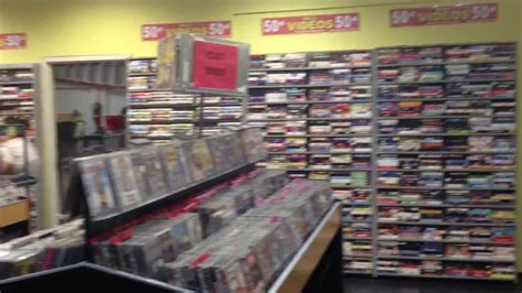 i found a used record store that still sells vhs