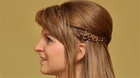 simple braid styles simple braided hairstyles snake braid updo youtube