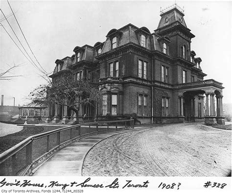 Second Empire Floor Plans how toronto demolished the finest mansion in canada