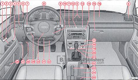 free auto repair manuals 2007 volkswagen passat instrument cluster excerpt audi owner s manual a4 2002 bentley publishers repair manuals and automotive books