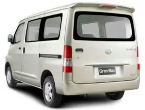 Daihatsu Gran Max 2008 Daihatsu Gran Max Minibus And
