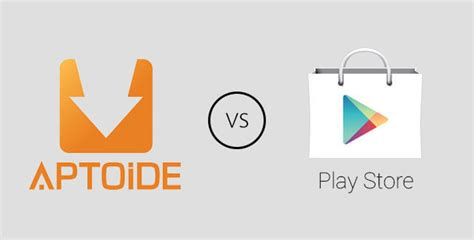 Aptoide Google | diferen 231 as aptoide vs play store